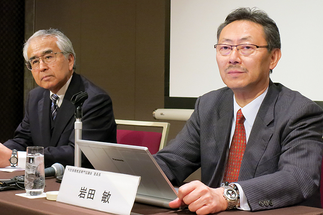 岩田私案、予防接種の審議は内閣...