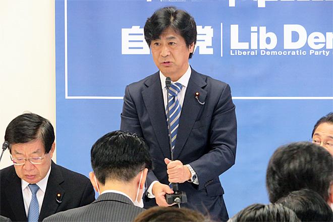 田村 憲久 自民党